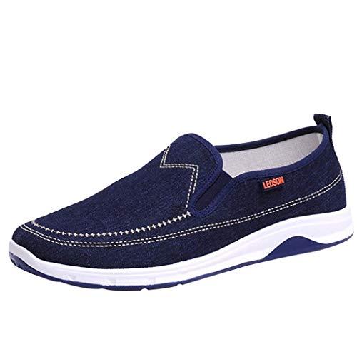 VBWER Jazz Original Vintage UnisexScarpe Casual per Adulti Scarpe da Corsa Scarpe da Ginnastica Sneaker Leggero Scarpe Traspiranti Scarpe in Tessuto