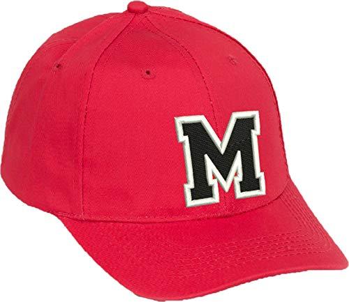 4sold Gorra béisbol Informal algodón Letras abecedario