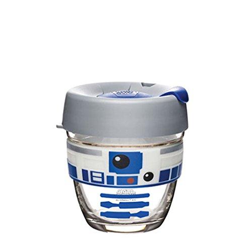 KeepCup Kaffeebecher, wiederverwendbar, R2d2 Brew, 8-Ounce/Small