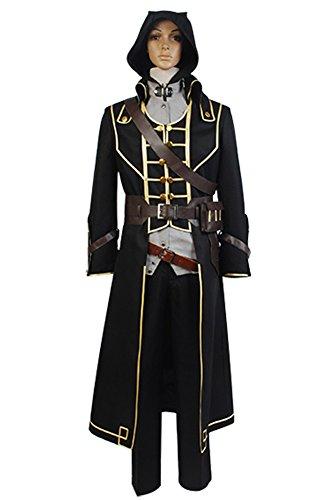 Dishonored Corvo Attano Cosplay Kostüm (Kostüm Dishonored Halloween)