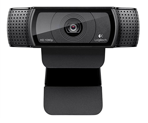Logitech HD PRO Webcam C920, 1080P Widescreen Video Calling And Recording (960-000764)  available at amazon for Rs.7999