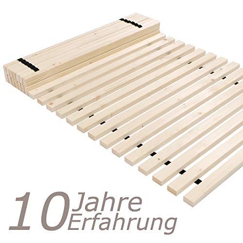 TUGA - Holztech unbehandeltes einlegefertiges reines Naturprodukt FSC - Holz 28 LEISTEN 250Kg...