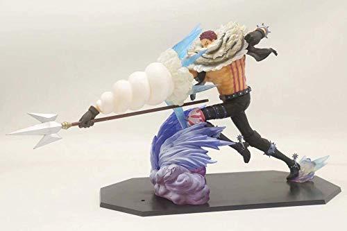 Yvonnezhang One Piece kataku Kastanie f Null Serie Figur Statue Modell Spielzeug Dekoration Geschenk - Kastanien-serie