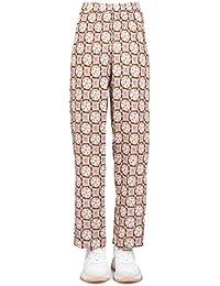 Amazon Mesi Tre Fantasia Donna it Abbigliamento Ultimi Pantaloni rqIHrp