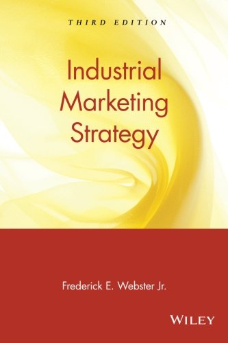 Industrial Marketing Strategy (Business)