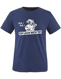 ALF - ICH LACH MICH TOT - Herren Unisex T-Shirt Gr. S bis XXL Diverse Farben