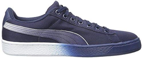 Puma Basket Classic Mesh Fade Sneaker Peacoat