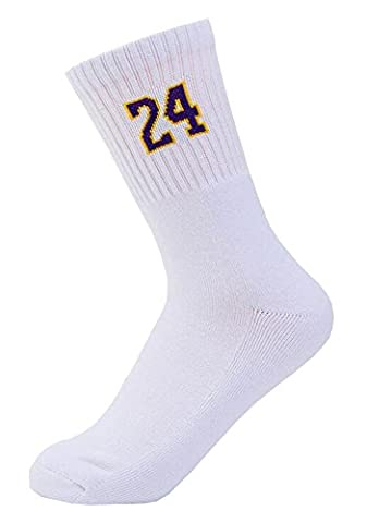Les hommes et les femmes Chaussettes de sport Athletic coton Numéro 24 Sock