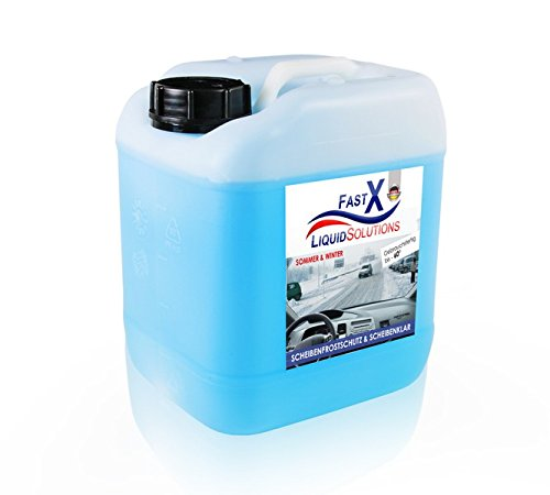 Scheibenfrostschutz -20°C Scheibenreiniger 5 Liter Konzentrat Werkstattqualität
