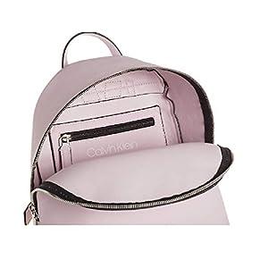 416Pw1Ak%2BuL. SS300  - Calvin Klein SNAP SML BACKPACK, 639 K60K604804639 rosa