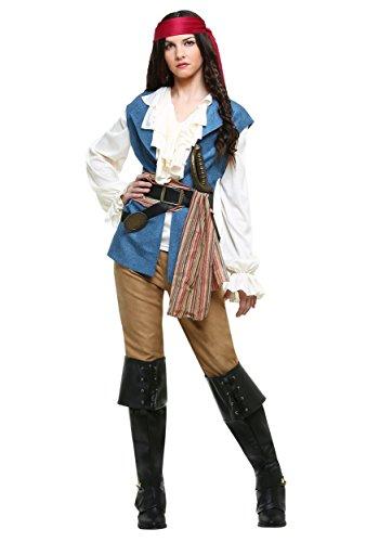 (Seven Seas Sweetie Plus Size Women's Fancy dress costume 1X)