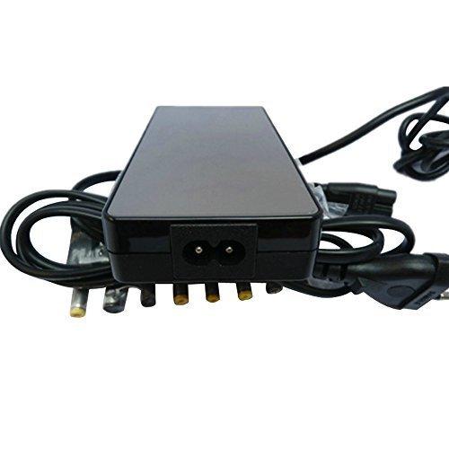 Yihya 100W Tensione Veicolo Regolabili Alimentatore Universale Computer Portatile Power Charger Adattatori Converter AC / DC Lenovo Sony Samsung Notebook Accendisigari Accendisigari Alimentazione Elettrica (AC 100V - 240V, DC 9V - 20V, USB 5V 2A)