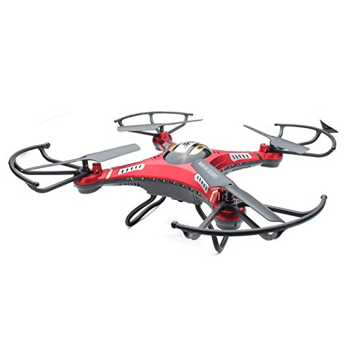 JJRC H8D RC Quadrocopter Drone 2.0MP HD Camera Real Time 5.8G FPV CF Mode Helicopter ferngesteuerte 2.4G 4CH 6 Achsen Headless Modus Aircraft mit LED Lichter Neu - 4