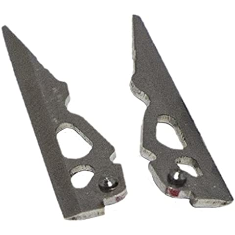 G5 Outdoors Havoc Replacement Broadhead, Black, 2 by G5 Outdoors