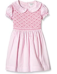 Rachel Riley Bow Smocked Dress, Robe Fille