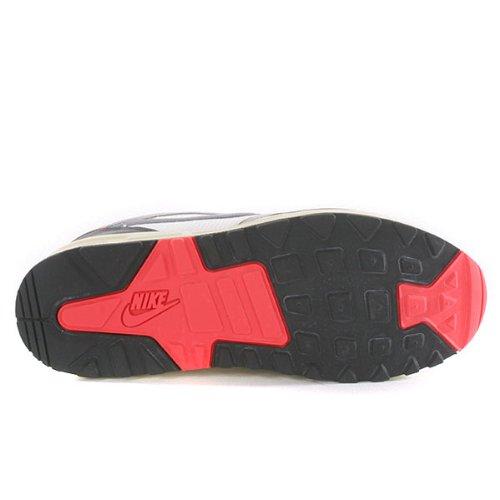 Mens Air Max Uptempo Fuse 360 â??â??Basketball-Schuhe 555006 Weiß / Grau