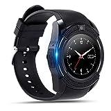 Montre Connectée,Anding Bluetooth SmartWatch Sport Montre  Bracelet Soutien Carte...