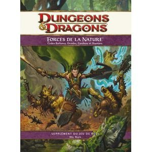 Play Factory - Dungeons & Dragons 4.0 : Forces de la Nature
