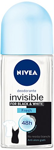 Nivea Deodorant Donna Invisible B&W Fresh Roll-On 50Ml