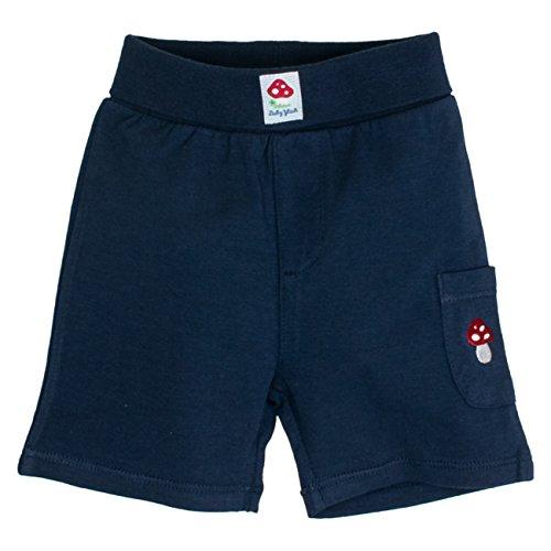 SALT AND PEPPER Baby-Jungen BG Shorts Uni, Blau (Navy Blue 450), 68
