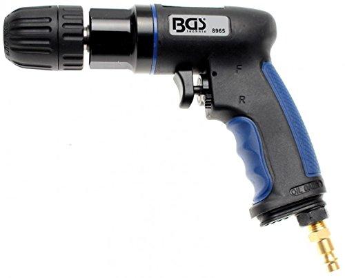 Perceuse à air comprimé avec 10mm Mandrin rapide, boîtier composites