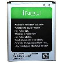 Batería para Inew V3V3C V3+ V3Plus–aumentada 2300mAh