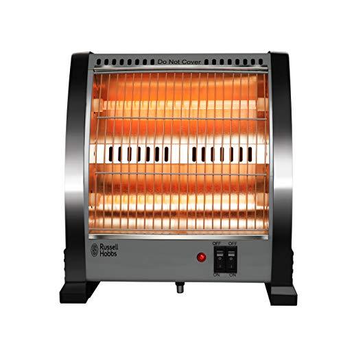 Russell Hobbs Quartz Room Heater (RQH-800) 800-Watt with Overheating Protection