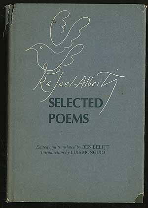 Rafael Alberti Selected Poems