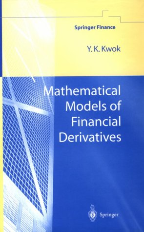 Mathematical Models of Financial par Yue-Kuen Kwok