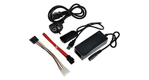 Adapter KABEL USB 2.0 zu IDE & S-ATA für 2,5
