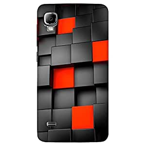 FASHEEN Premium Designer Soft Case Back Cover for Reliance Jio Lyf Flame 3