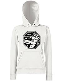 T-Shirtshock - Sudadera hoodie para las mujeras T0687 INCOCCA TENDE SCAGLIA gabriele d annunzio politica