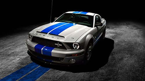 ford-mustang-customized-43x24-inch-silk-print-poster-seda-cartel-wallpaper-great-gift