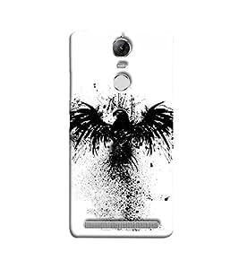 Fuson An Eagle theme Designer Back Case Cover forLenovo K5 Note :: Lenovo Vibe K5 Note Pro -P-1426