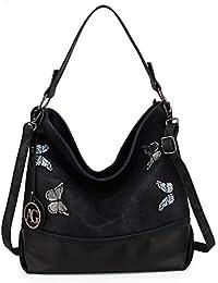 7dd4de3eec49 ANNA GRACE Women Shoulder Bags Designer Hobo Bags Faux Leather Ladies Bags  Large Size