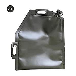 Petrol Can, Portable Motorcycle Fuel Container Car Motorcycle Spare Fuel Tank 10L 20L 30L