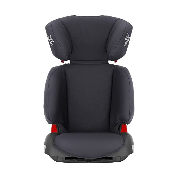 Britax Römer Adventure Group 2-3 (15-36kg) Car Seat - Storm Grey Britax Römer Intuitively positioned seat belt guides for straightforward installation every time Reassurance of high back booster safety with side impact protection Lightweight, easily transferable shell 2