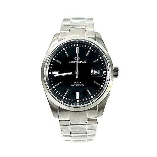 Lorenz Ginevra 030134CC - Reloj automático para hombre
