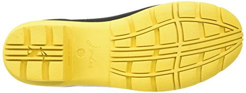 Joules Womens Pop-ons Rubber Shoes Black