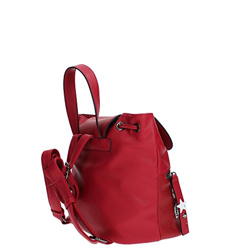 Tosca Blu TS1881B21 Rucksäcke Damen Red