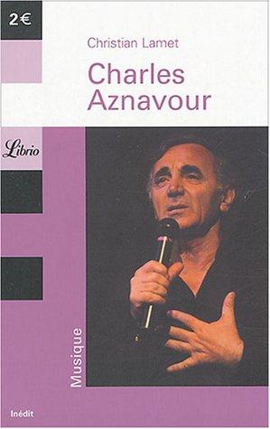 Charles Aznavour par Christian Lamet