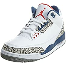 hot sale online e63a2 8a861 Nike Air Jordan 3 Retro Og - white fire red-tr bl-cmnt