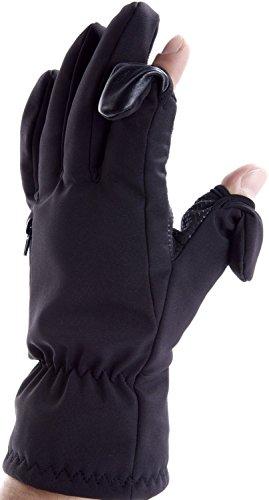 gants-unisexe-de-ski-ou-de-photographie-bouts-des-doigts-repliables-et-aimantes-et-pochette-avec-fer