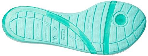 Crocs Really Sexy, Sandales femme Vert (Island Green/Island Green)
