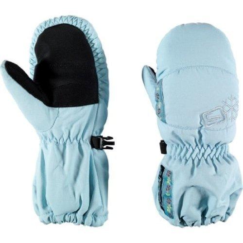 Scott Kinder Handschuhe Tidbit länge: 2.5cm Hellblau, S - Winter-handschuhe Scott Junior
