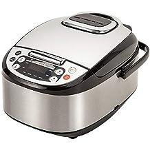 Robot de Cocina Multifunción con Voz, Programable 24 horas, Capacidad de 5 Litros (