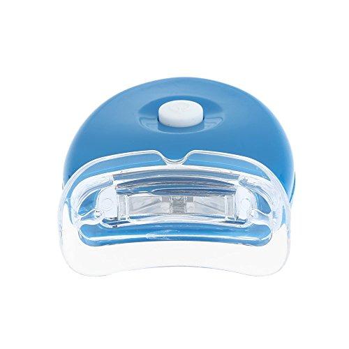 ANSELF - Blanqueador de Dientes LED Luz Escalador para Cuidado Dental Blanqueamiento