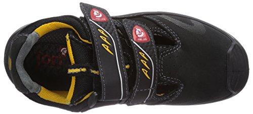 JORI Jo_craft Easy S1p, Chaussures de sécurité mixte adulte Noir - Noir