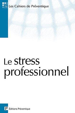 Le stress professionnel par Hubert Seillan