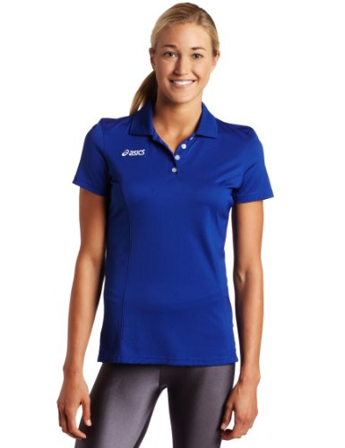 ASICS Women's Official Polo Royal